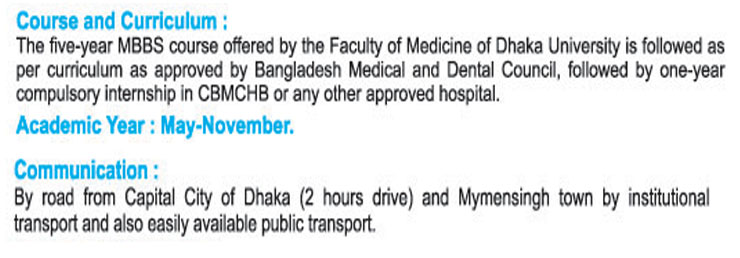 Community Based Medical College | MBBS Admission in Bangladesh 2019