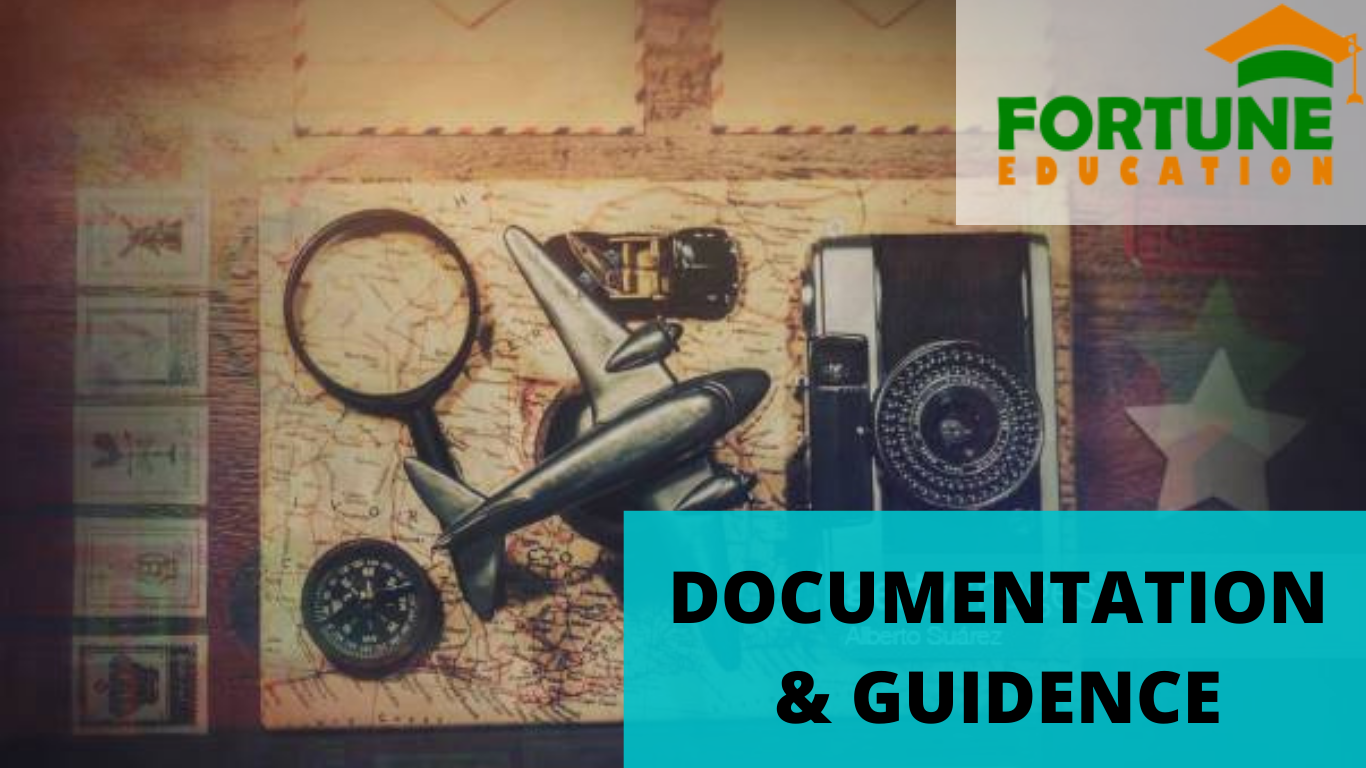 DOCUMENTATION and GUIDENCE